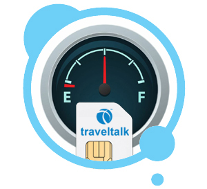 traveltalk topup